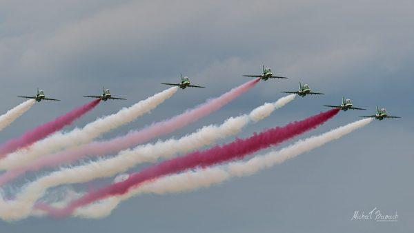 Saudi Hawks (fot. Michał Banach)