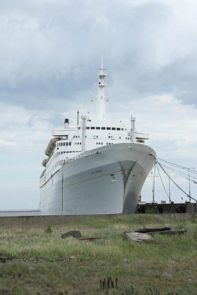 SS Rotterdam w Gdańsku (fot. Jakub Bogucki)