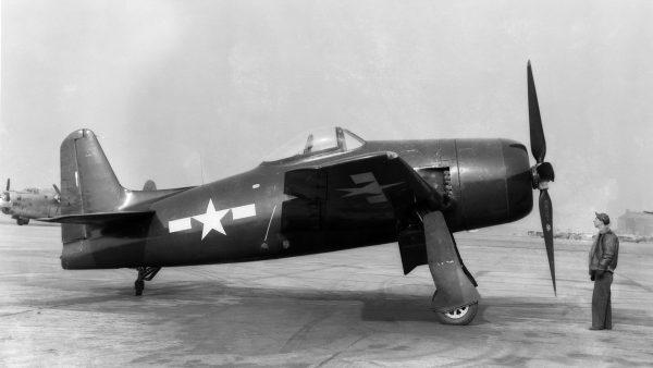 Grumman F8F Bearcat