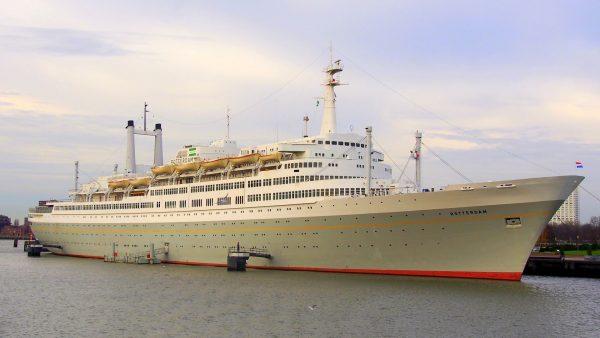 SS Rotterdam (fot. Alf van Beem)