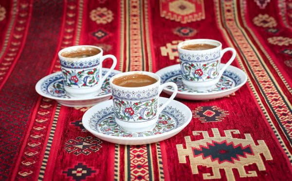 Kawa zyskała popularność najpierw na Bliskich Wschodzie (fot. pixabay.com)