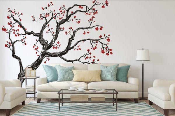 Fototapeta drzewo Paddington