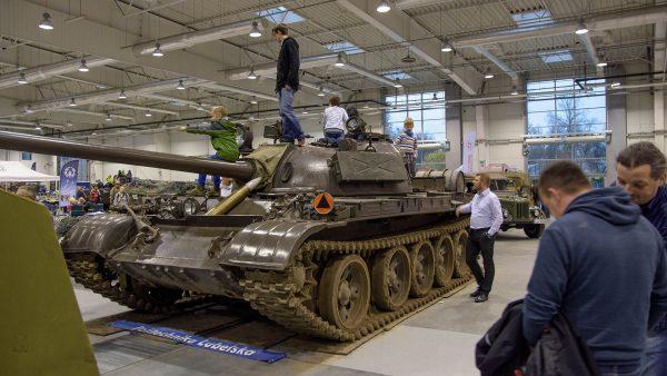 Militaria XX Wieku Wystawa historyczna