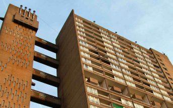 Londyński brutalizm - Balfron Tower, Trellick Tower i Glenkerry House