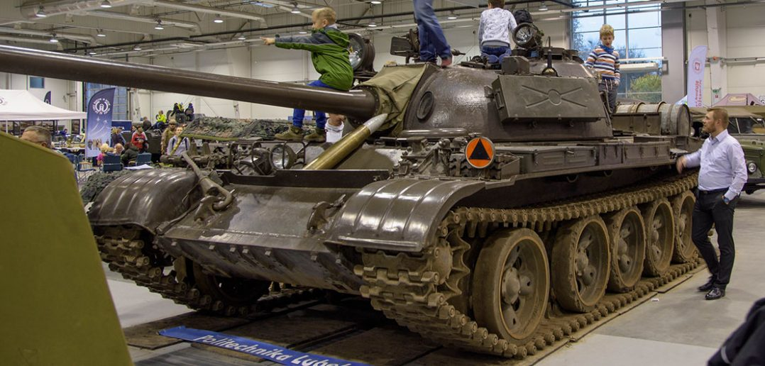 Militaria - Wystawa Historyczna w Targach Lublin