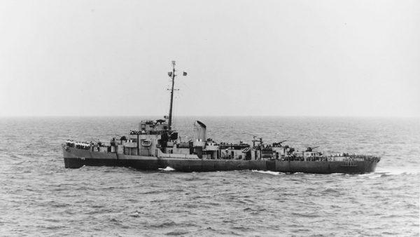 USS Chatelain