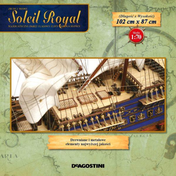 Soleil Royal - model De Agostini