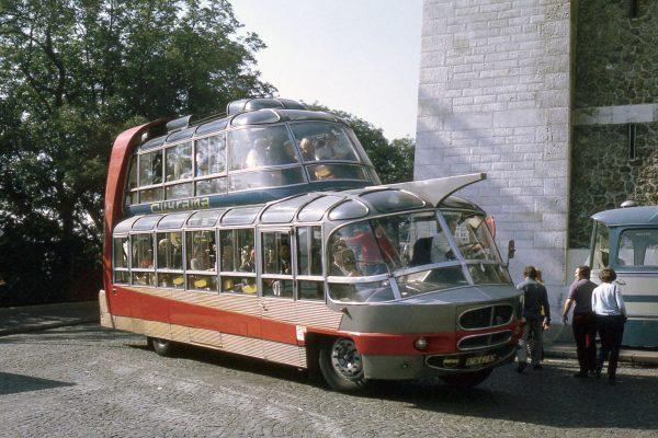 Citroen U55 Cityrama Currus