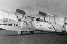 Zapomniane Avro Bison i Blackburn Blackburn