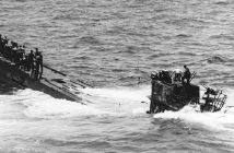 Zdobycie niemieckiego okrętu podwodnego U-505