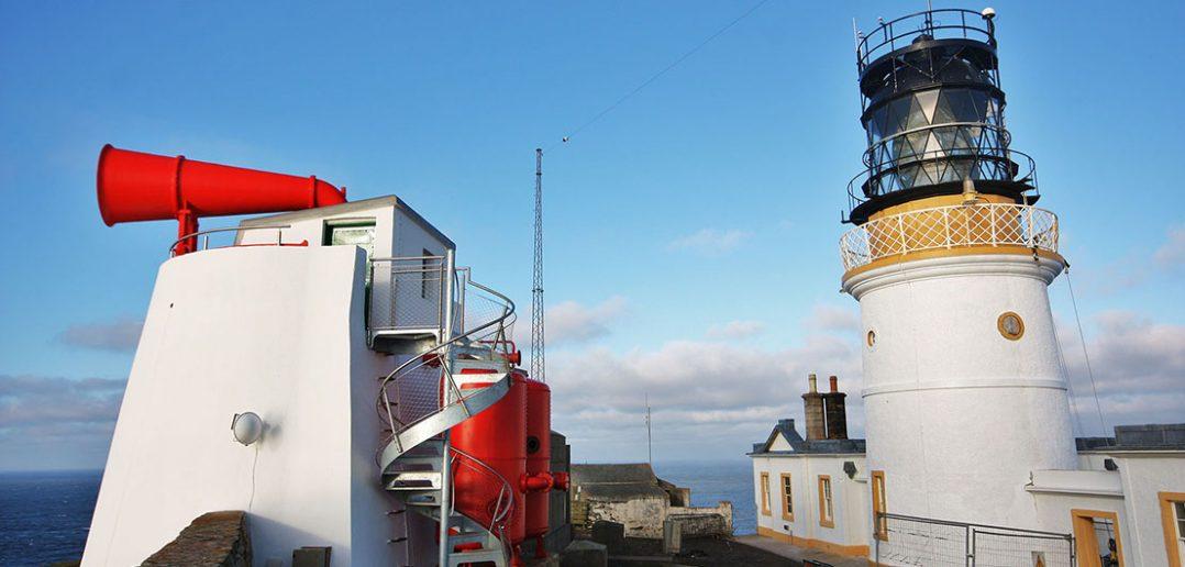 Latarnia morska Sumburgh Head