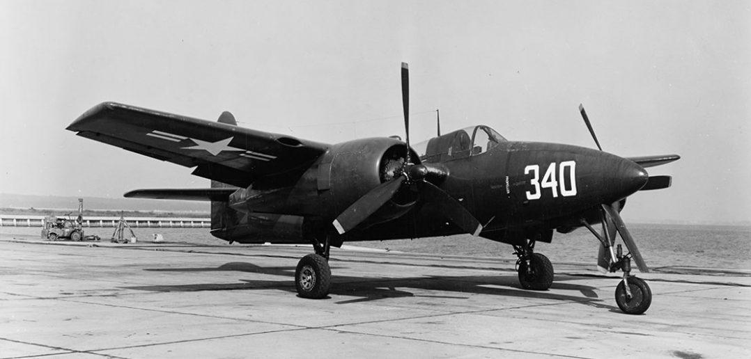 Ciężki myśliwiec US Navy i USMC Grumman F7F Tigercat