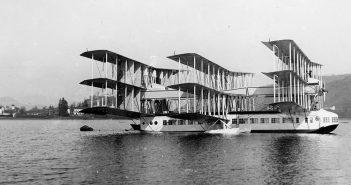 Jedyny w swoim rodzaju Caproni Ca.60 Transaereo