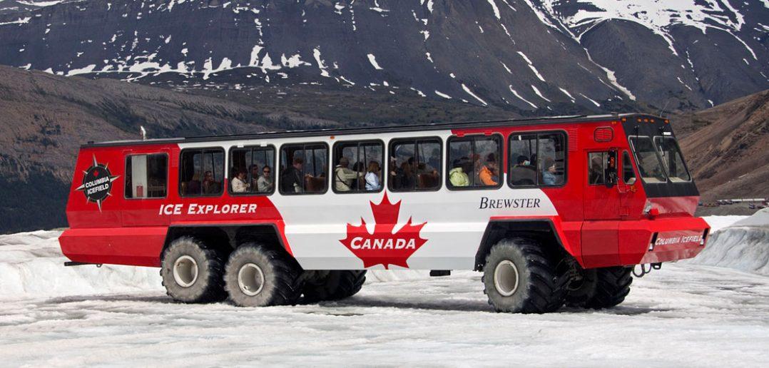 Terra Bus - autobusy do zadań specjalnych w Arktyce