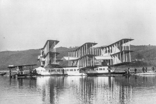 Caproni Ca.60 Transaereo