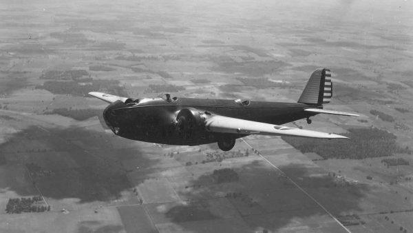 Martin XB-907 (wojskowe oznaczenie Martin Model 123 podczas prób)