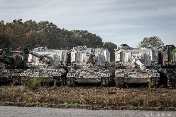 AMX Au F1 gdzieś we Francji (fot. Alan Lenaerts)