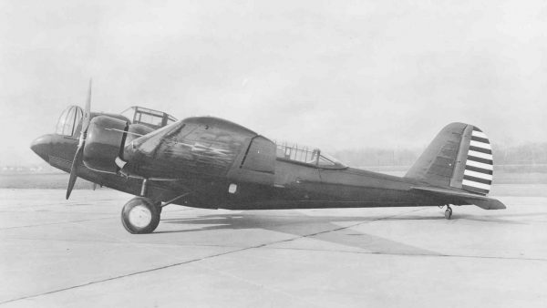 Martin YB-10