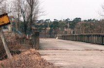 Most Bez Powrotu - symbol podziału Korei