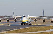 Antonow An-225 Mrija - największy samolot transportowy na świecie