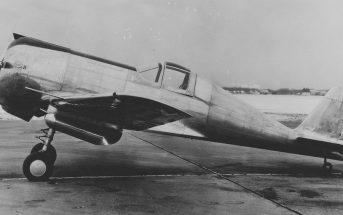 Zapomniany Curtiss-Wright CW-21