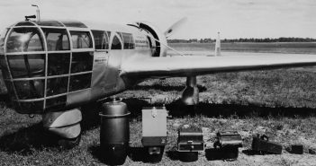 Talbert Abrams i jego P-1 Explorer