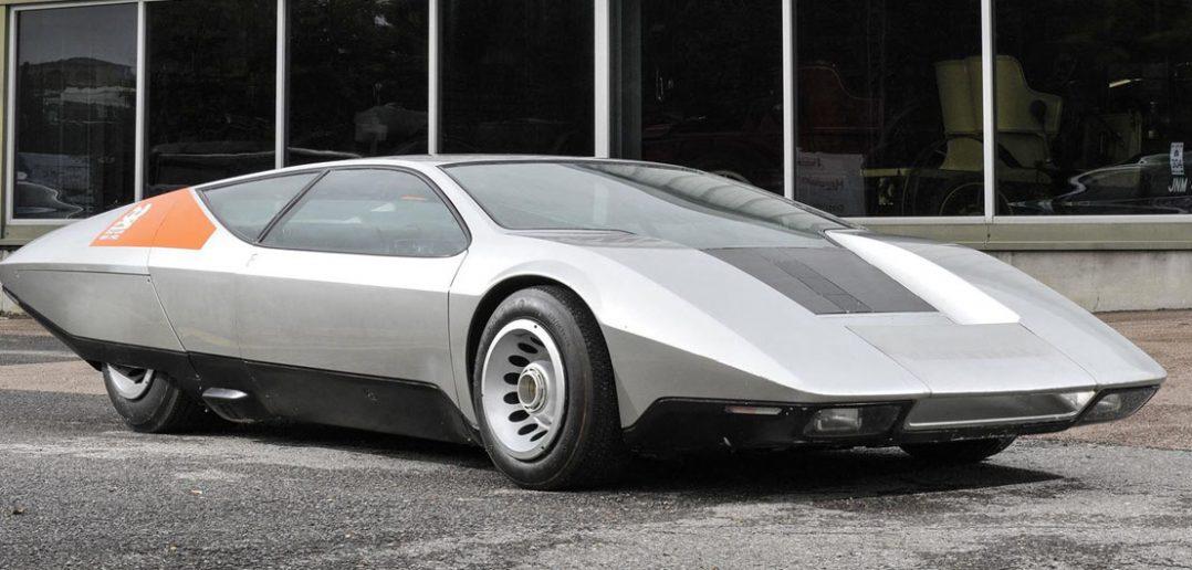 Jedyny w swoim rodzaju Vauxhall SRV Concept