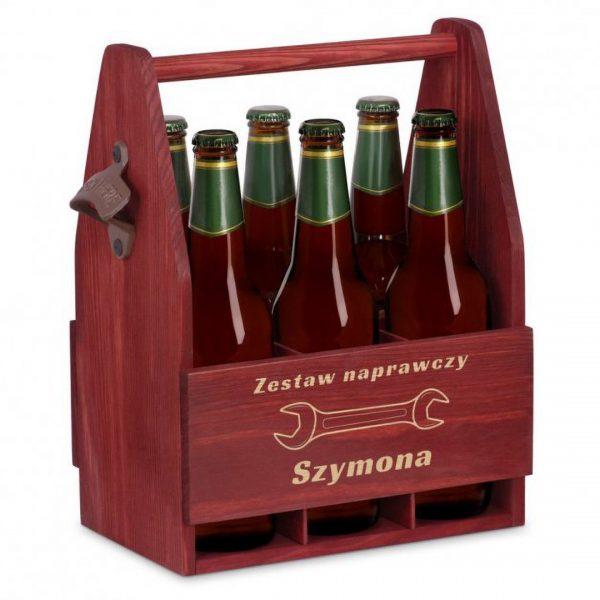 Nosidło do transportu piwa
