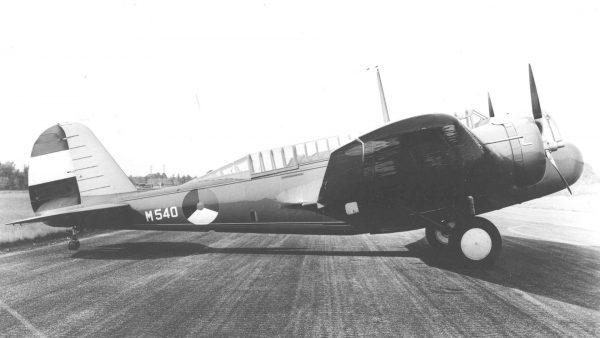 Holenderski Martin B-10B