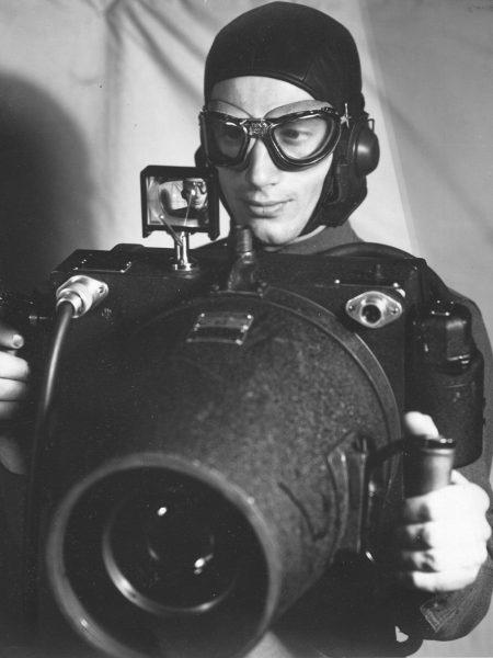 Aparat do zdjęć lotniczych z czasów II wojny światowej