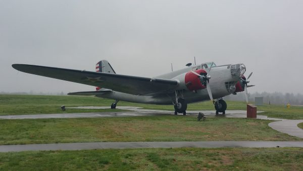 Douglas B-18 Bolo (fot. Articseahorse/Wikimedia Commons)