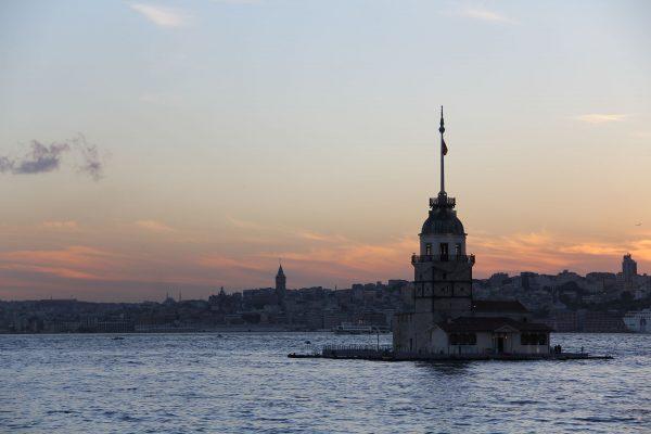 Wieża Leandra (fot. Ayhan Baris)