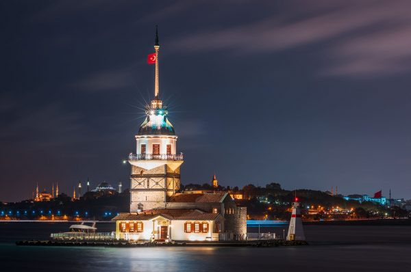 Wieża Leandra (fot. Abdullah Ghatasheh)