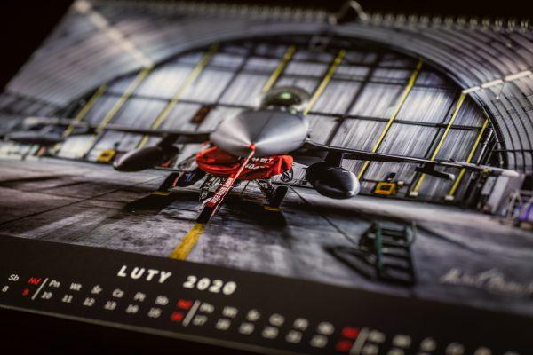 Kalendarz lotniczy na 2020 rok - Michał Banach