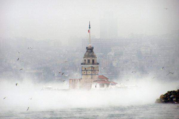 Wieża Leandra (fot. Seha Islam)