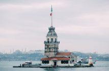 Wieża Leandra w Stambule