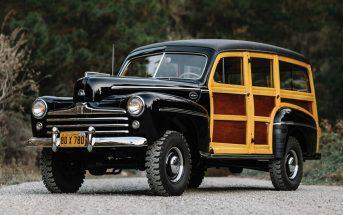 Ford Marmon-Herrington Super Deluxe Station Wagon (1948)