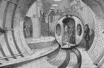 Beach Pneumatic Transit - zapomniany przodek nowojorskiego metra