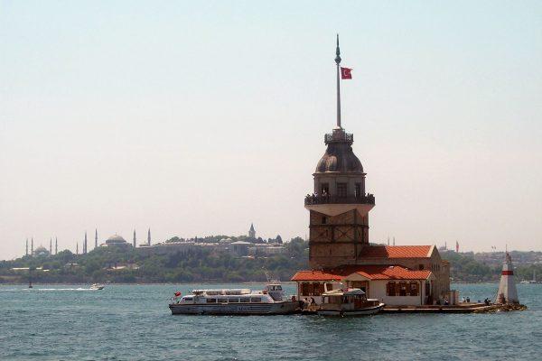 Wieża Leandra (fot. Noumenon/Wikimedia Commons)