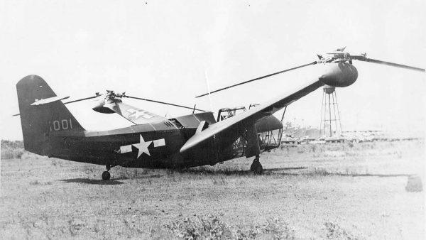 Platt-LePage XR-1