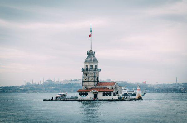 Wieża Leandra (fot. David Bjorgen)