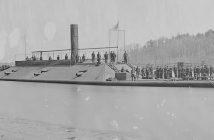 Atlanta - pechowy konfederacki okręt pancerny