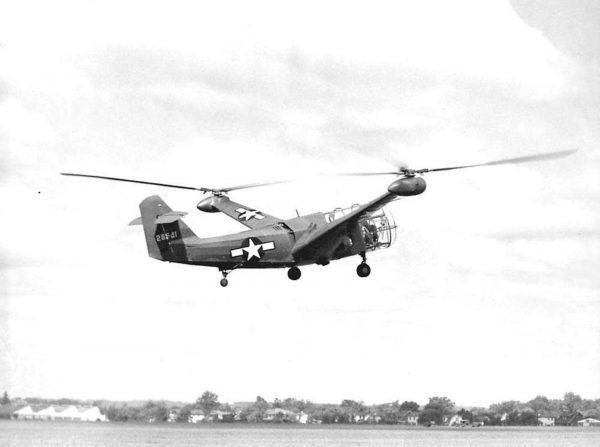 Platt-LePage XR-1A