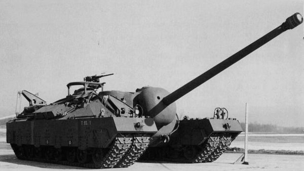 T28 Super Heavy Tank