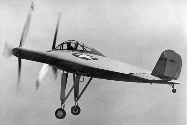 """Vought V-173 """"Flying Pancake"""""""