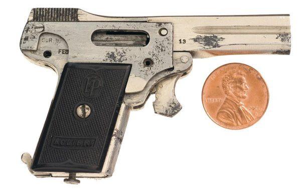 Miniaturowy pistolet 2.7 mm Kolibri Pistol