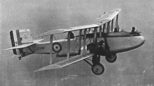 Boulton Paul P.29 Sidestrand