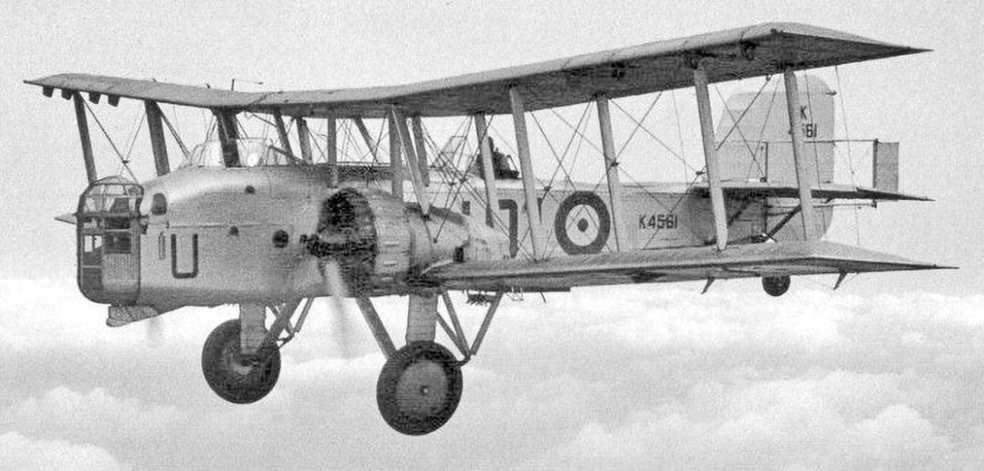 """Boulton Paul P.75 Overstrand - """"pierwszy i ostatni"""""""