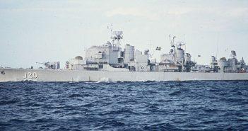 Östergötland - ostatnie szwedzkie niszczyciele