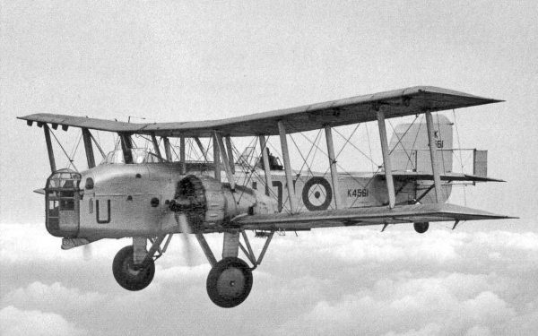 Boulton Paul P.75 Overstrand